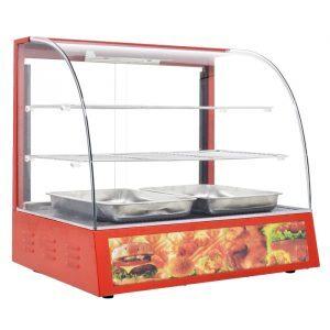 Hot Display Case